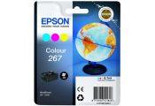 Epson Cartucho T267 Color