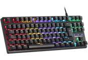 Mars Gaming Teclado Mecánico MK5BFR RGB Azul