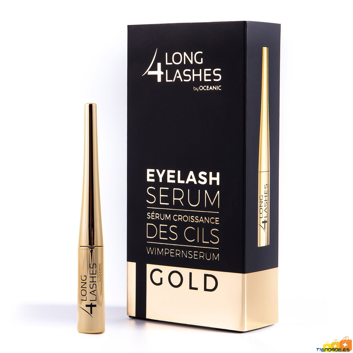 Long4Lashes Serum Gold 4ml
