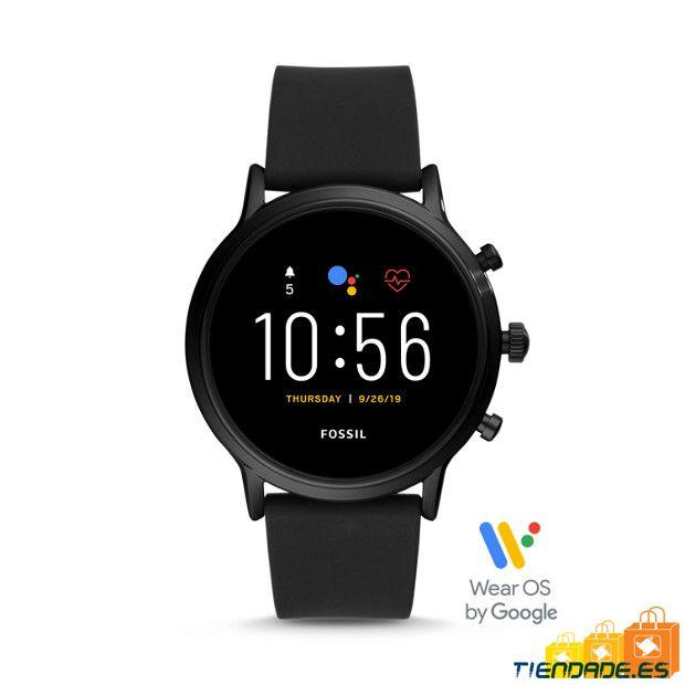 Fossil Smartwatch Gen 5 pantalla táctil, altavoz, frecuencia cardíaca, GPS, NFC y notificaciones