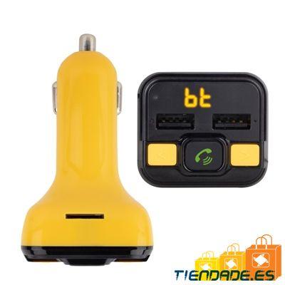 NGS Transmisor FM Car Spark Curry USB 2.4A