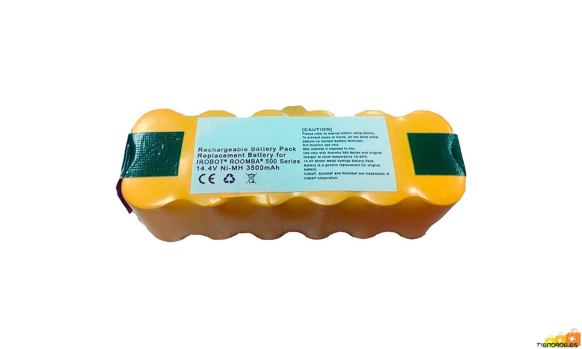 Batería 3500 mAh para Roomba serie 500, 600, 700, 800