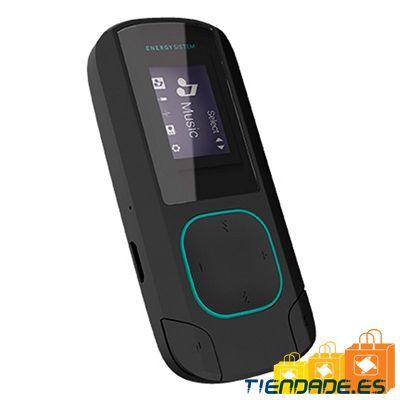 Energy Sistem MP3 Clip Bluetooth 8GB Radio Menta