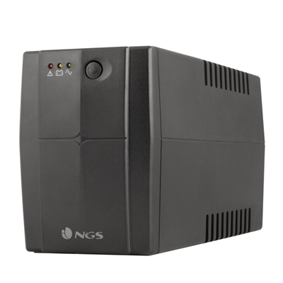 Ngs sai fortress 900 off line ups 360w 49 13 for Oficinas ups valencia